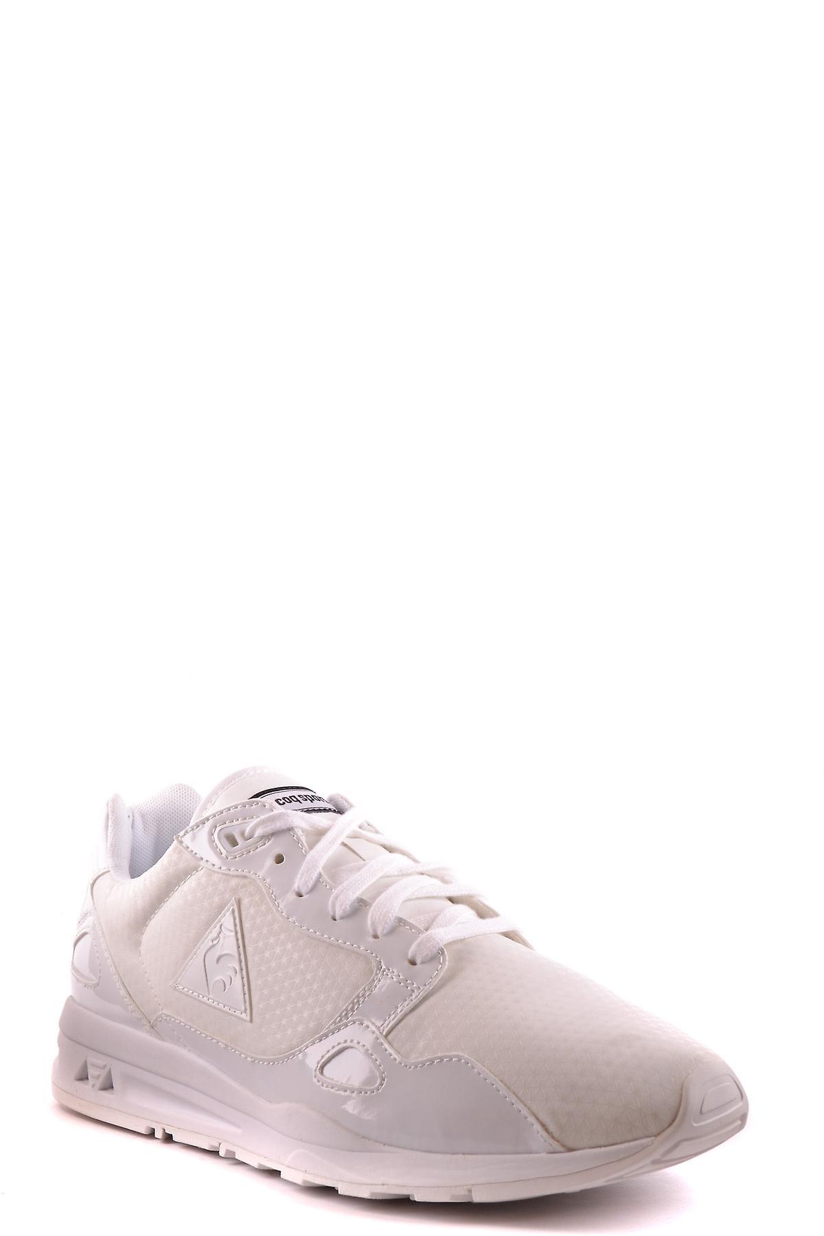 Le Coq Sportif Ezbc346001 Baskets en cuir blanc
