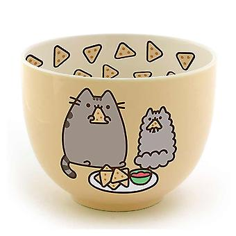 Pusheen snack Bowl medium chips