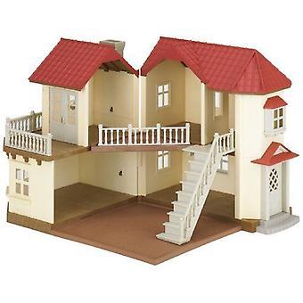 Sylvanian Families 2 piani Home Beechwood Hall