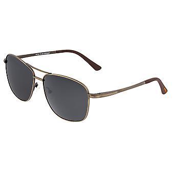 Ras Hera Titanium polariserade solglasögon-brons/svart