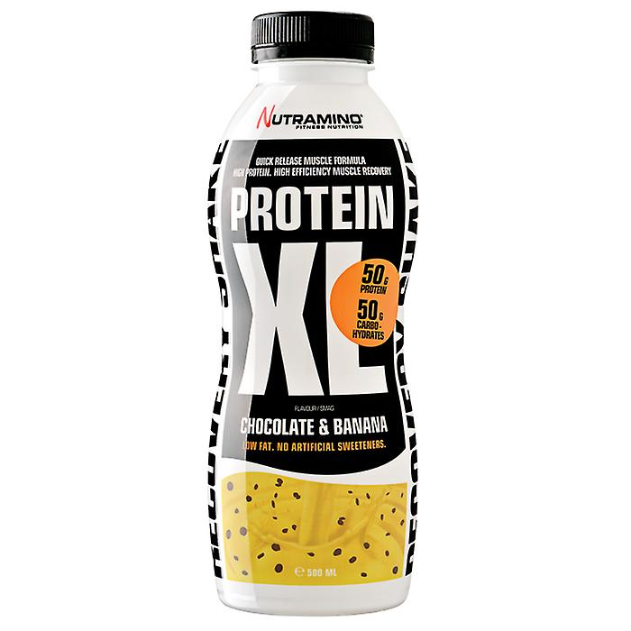 Fórmula do músculo da liberação rápida da proteína XL de nutramino