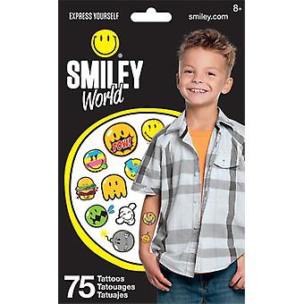 Borsa Tatto standard - Smileyworld - Temporary Kids Games Toys tt2053