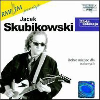 Jacek Skubikowski-Zlota Kolekcja [CD] VS import