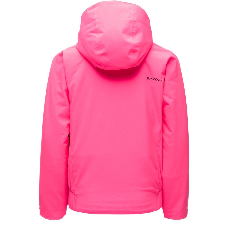 Spyder CHALLENGER Girls Repreve PrimaLoft Ski Jacket pink