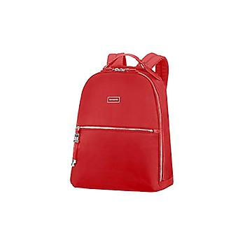 SAMSONITE BACKPACK 14.1' (FORMULA RED) -KARISSA BIZ� Zaino Casual - 39 cm - Rosso