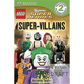 Super-Villains by Victoria Taylor - 9781465401762 Book