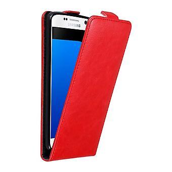 Hülle für Samsung Galaxy S7 Klappbare Handyhülle - Cover - mit Magnetverschluss