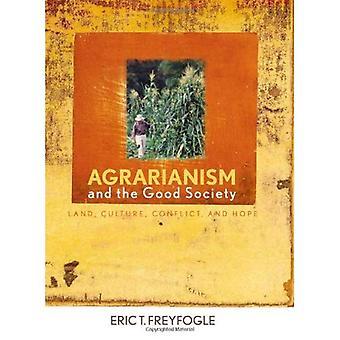 Agrarianisme en de goede samenleving