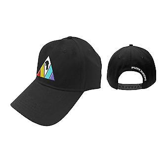 Imagine Dragons Baseball Cap Triangle Band Logo new Official Black Snapback