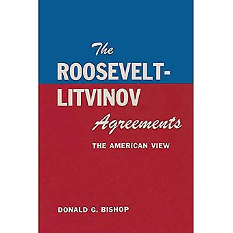 Roosevelt Litvinov avtal
