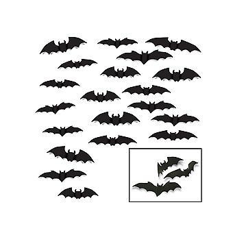 Bat Silhouettes Asstd