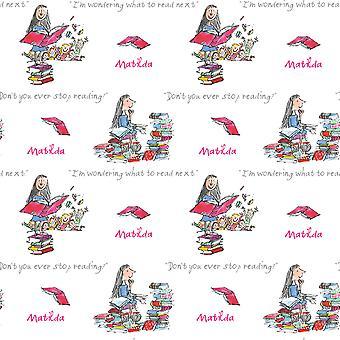 Roald Dahl Matilda Wallpaper Muriva 102557