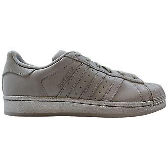 Adidas Superstar J Clone Onix/sølv metallic BB8133 grade-School