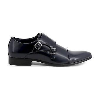 Duca di Morrone - Chaussures - Slipper - JAMES-NAVY - Hommes - minuit - 45