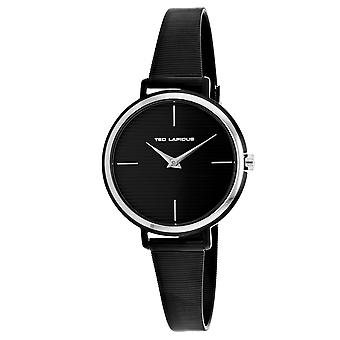 Ted Lapidus Women's Classic Black Dial Watch - A0712NNIX