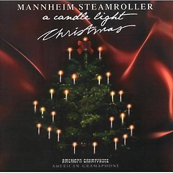 Mannheim Steamroller - Candlelight Christmas [CD] USA import