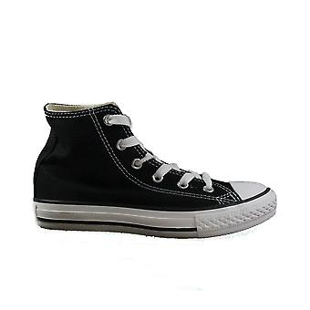 Converse Chuck Taylor All Star Classic 3J231 Black Canvas Unisex Lace Up Hi Top Sneaker Ankle Boots