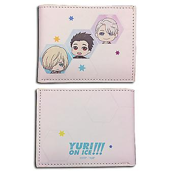 Wallet - Yuri On Ice - Sd Group New Licensed ge61498