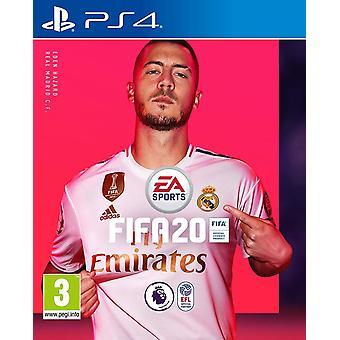 Jeu de Fifa 20 PS4