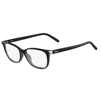 كلوي CE2716 005 التدرج الأسود النظارات الرمادية