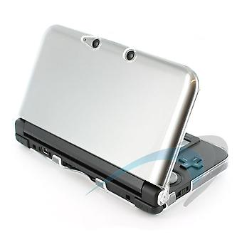 Zedlabz polycarbonate crystal hard case for nintendo 3ds xl (old 2012 model) - clear