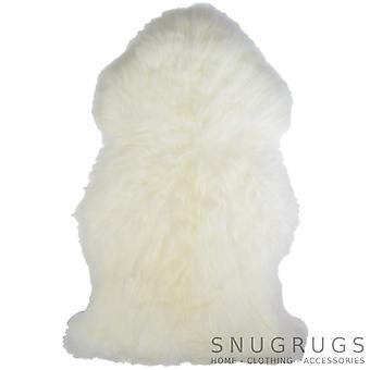 Snugrugs luonnollinen norsunluun lampaan matto