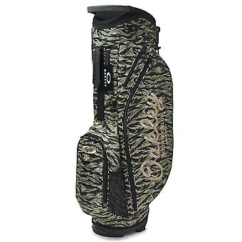 Oakley Mens TNP Camou ombro leve 5-Way Golf Stand Bag
