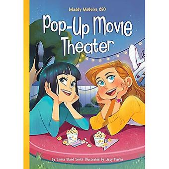 Pop-up Movie Theater (Maddy Mcguire, CEO)