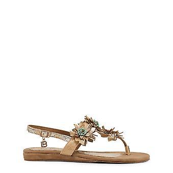 Laura biagiotti - 717_specialnabuk women's sandals, brown