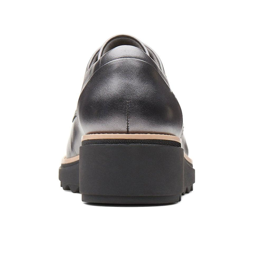 Clarks Sharon Noel bred kvinner Lace up kiler