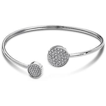 Bracelet Woman Basic LS1820-2-1 - Bracelet Crystal steel rigid woman