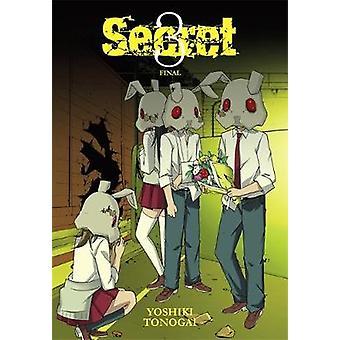Secret Vol. 3 by Yoshiki Tonogai