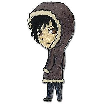 Patch - Durarara - New Izaya in Parka Anime Iron-On Gifts Licensed ge2142