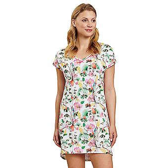 Rosch 1202019-16072 Women's Be Happy Multicoloured Jungle Floral Nightdress
