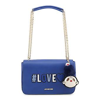 Love moschino women's shoulder bag various colours jc4068pp16lk
