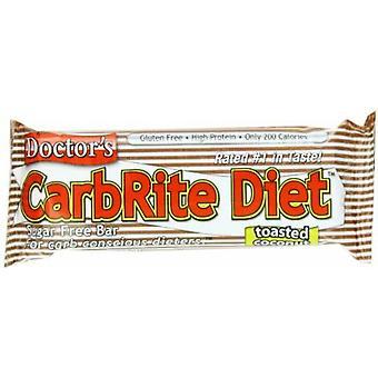 Universal Nutrition Doctor's Carbrite Diet bars 12 bars