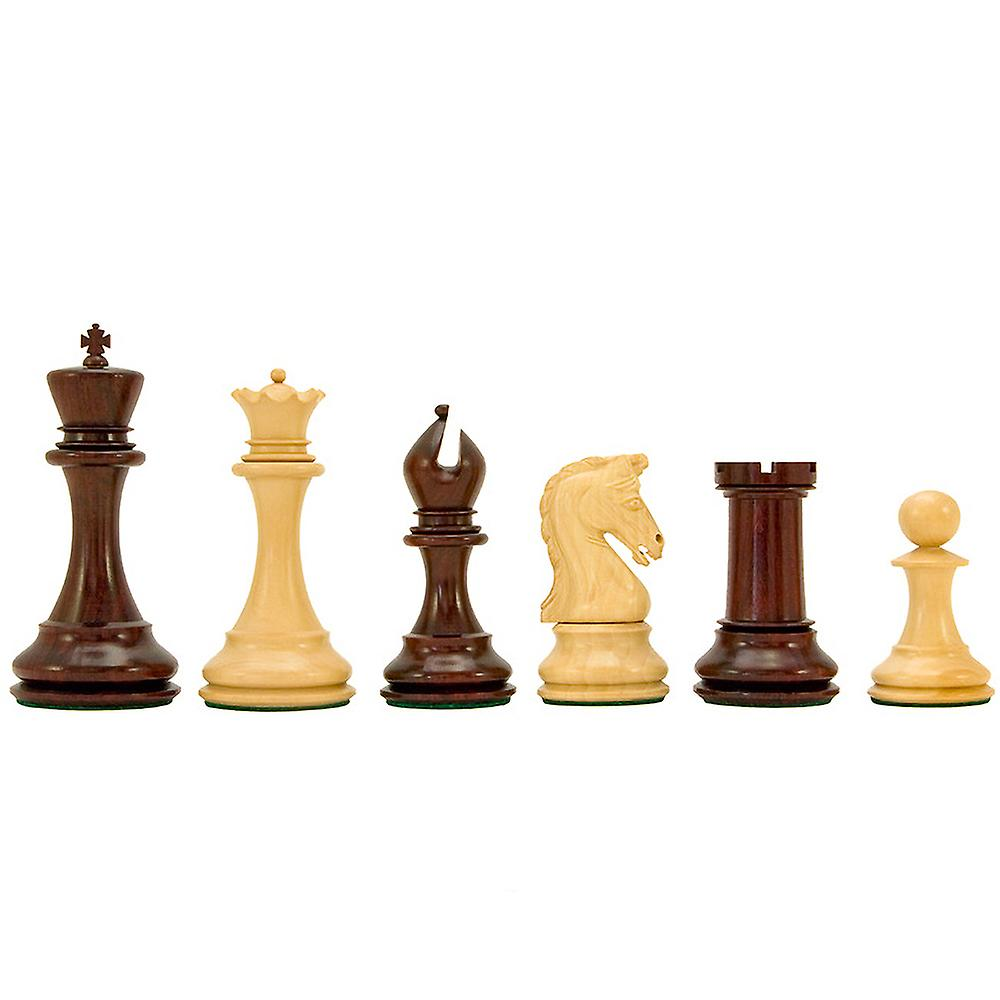 Eminence Series Rosewood Luxury Chess Pieces 4.5 Inches