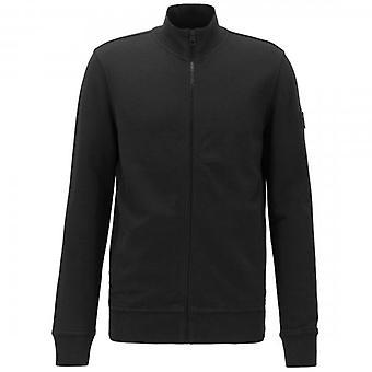 Boss Orange Boss Zkybox 1 Zip Up Sweatshirt Black 001 50426622