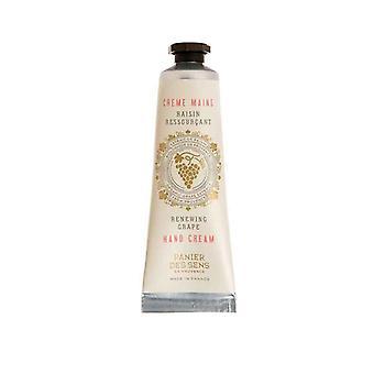 Panier des Sens extra rich hand cream - soothing grape - 30 ml