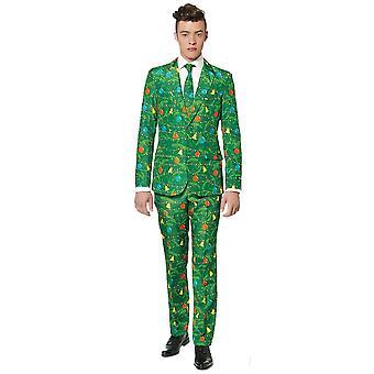 Christmas Tree Suit Adult