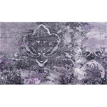 lavabo de lavado + seco tapete mármol Paisley borde sin bordes alfombra lavable decoración