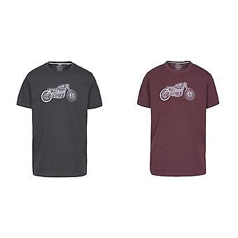 Trespass Mens Motorbike T-Shirt