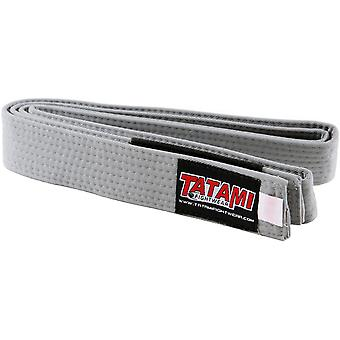 Tatami Fightwear Kids BJJ Rank Belt - Gray