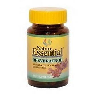 Nature Essential Grape Seed 50 Mg. (Ext. Seco) 50 Capsules