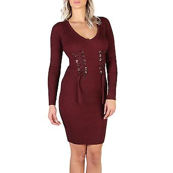 Guess Original Women All Year Dress - Rode kleur 56827