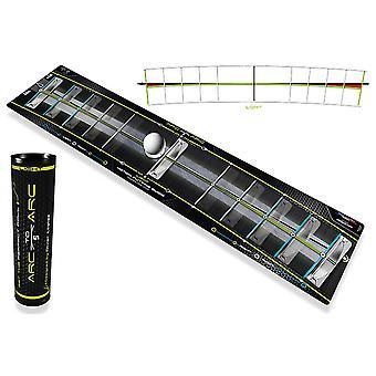 Longridge 2020 Arc para Arc 3D Colocando Matt Trainer 5 - Light Golf Aid