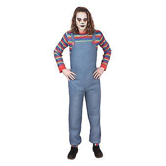 Bristol Neuheit Mens Denim Dämon Kostüm