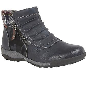 Lotus Relife Violette Womens Ankle Boots