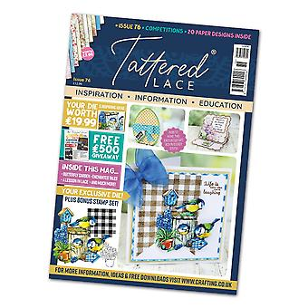Tattered Lace Magazin Ausgabe 76