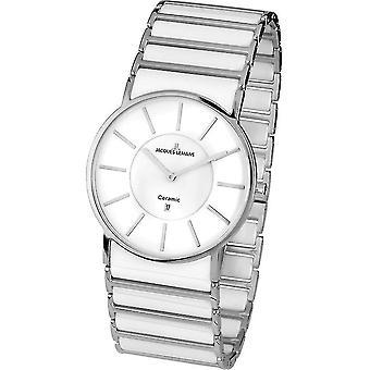 Jacques Lemans - Wristwatch - Men - York - High Tech Ceramic - 1-1648E